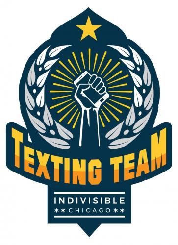 Text banking logo