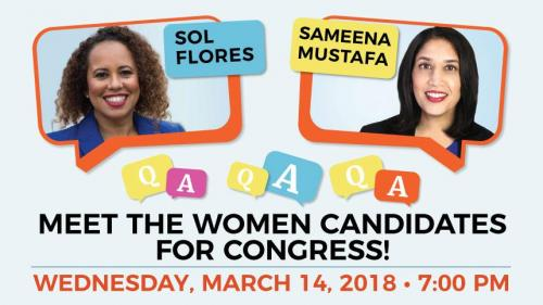 Two women running for Congress in 2018