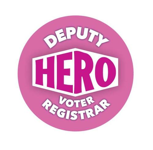 We have more voter registrars than ever before