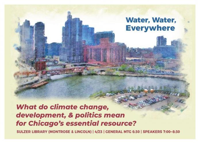 Chicago water quality talk